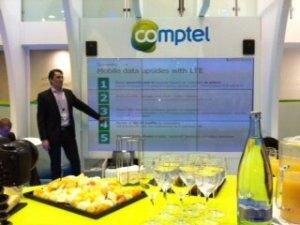 Comptel MWC presentation