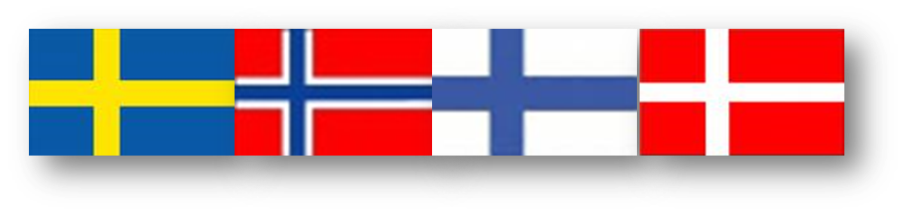 Image gallery nordic flags What is nordic