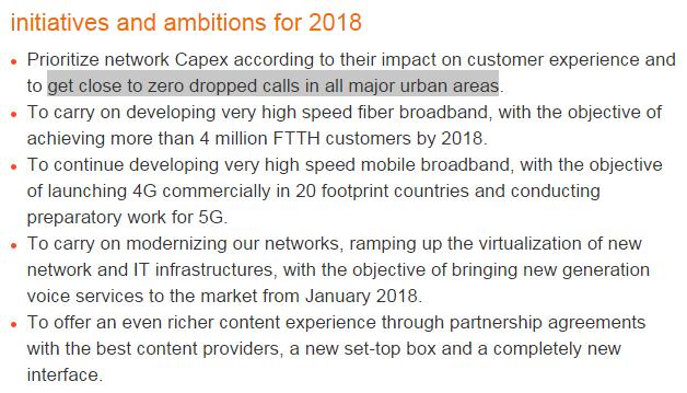 Orange offering enriched connectivity Essentials 2020