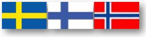 Sweden Finland Norway
