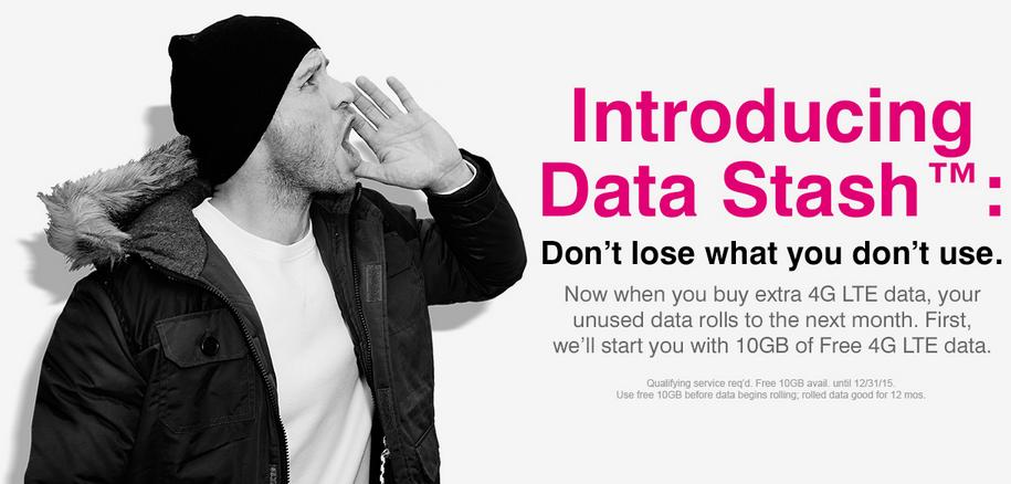 Data Stash