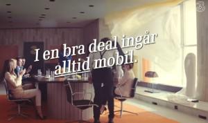 3 i en bra deal ingår alltid mobil