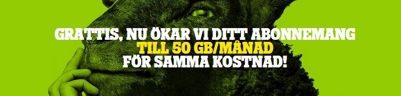 Tele2 mer data 50
