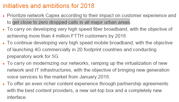 Orange offering enriched connectivity Essentials 2020